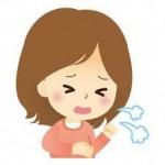 咳が止まらない時の原因と、咳を止める簡単な方法について紹介します