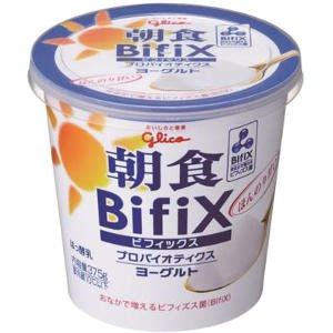 グリコ 朝食BifiX
