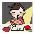 眠気を覚まして集中力(勉強する)をつける方法について おすすめの方法を紹介します