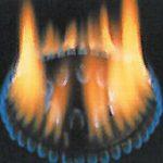 ガスコンロの火が、赤くメラメラ燃える原因について 自分でできる対処法を紹介します
