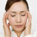こめかみからくる頭痛の原因について 対処法を紹介します