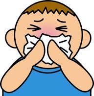 鼻水、鼻づまり