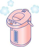 70℃以上のお湯