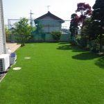 人工芝の敷き方について  自分で簡単に出来るおすすめの方法を紹介します